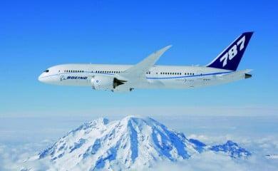 Dreamliner - 1000 godzin lotow testowych