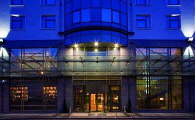 Hotel Sheraton, Poznań