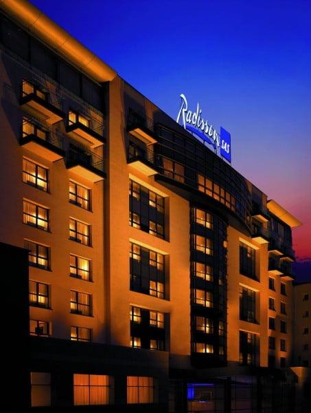 Hotel Radisson SAS, Bukareszt, Rumunia