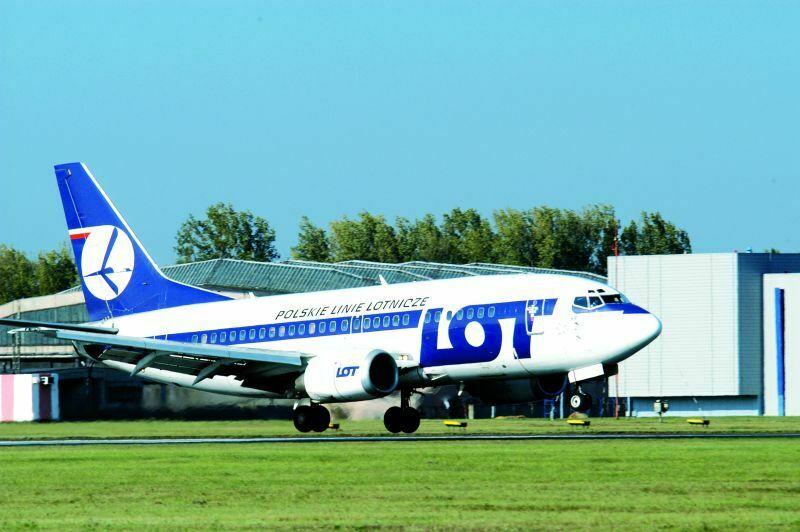 Samolot LOTu