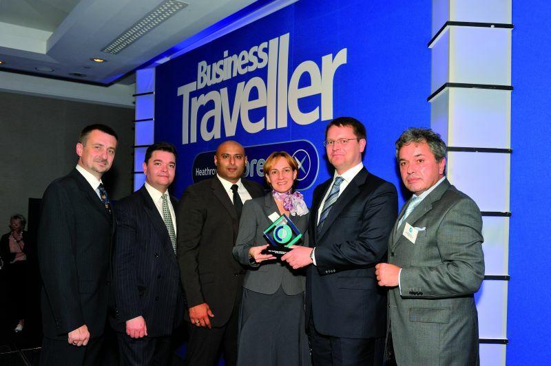 nagroda Business Traveller Magazine dla PLL LOT