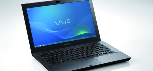 Laptop Vaio S, Sony