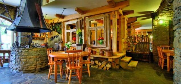 Restauracja Czarci Jar, Zakopane