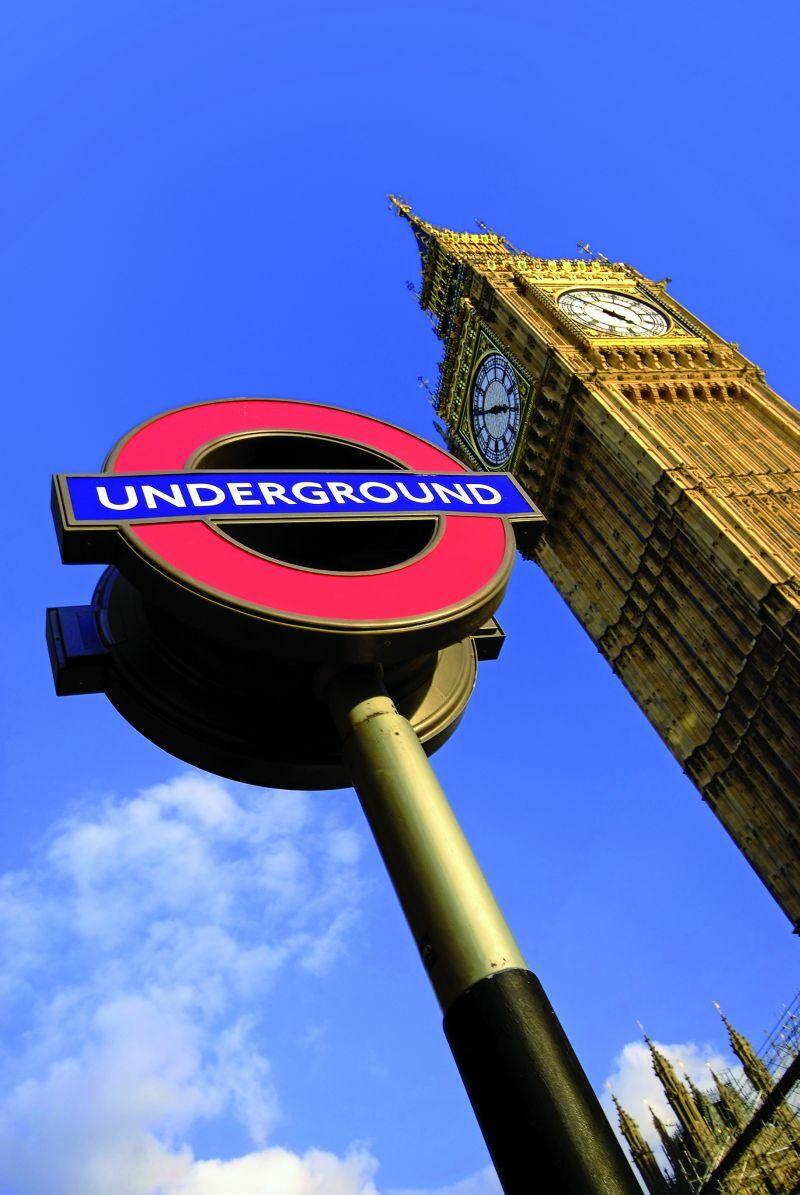 Londyńskie metro, główny środek transportu w stolicy Angli