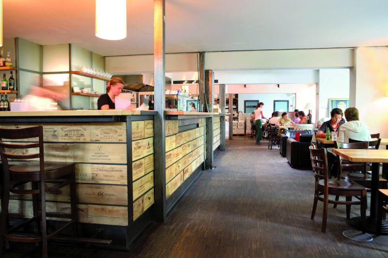 Restauracja Mielżyński Wine Bar, Warszawa