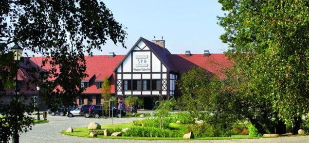 Hotel Spa Dr Irena Eris Wzgórza Dylewskie, Ostróda