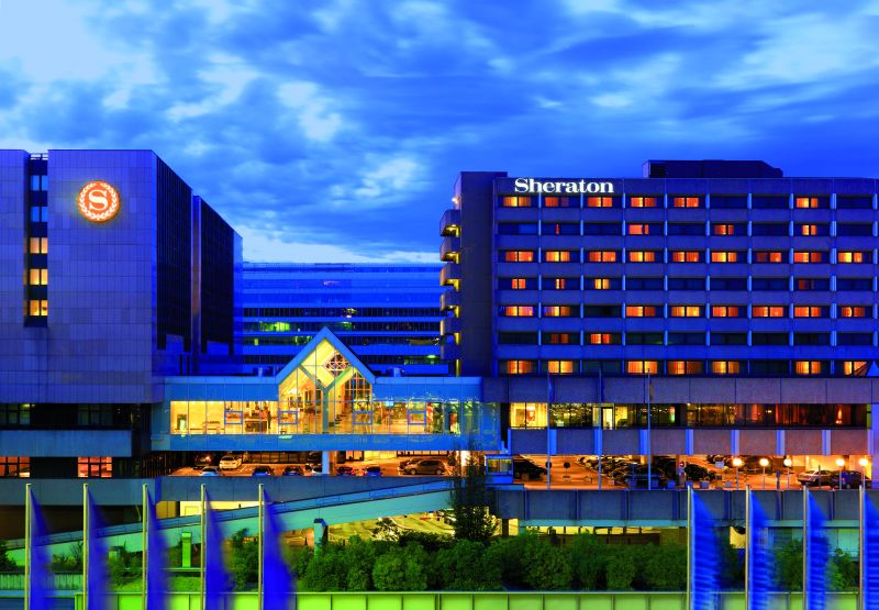 Sheraton Airport Hotel and Conference Center, Frankfurt