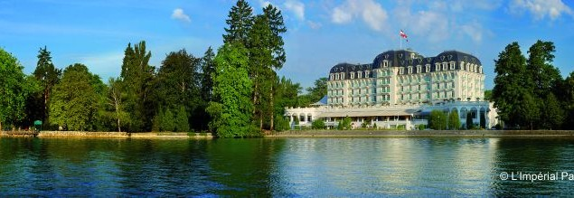 Hotel L'Imperial Palace, Annecy