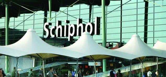 Lotnisko Amsterdam Schiphol. To stąd poleci już niebawem Ryanair.