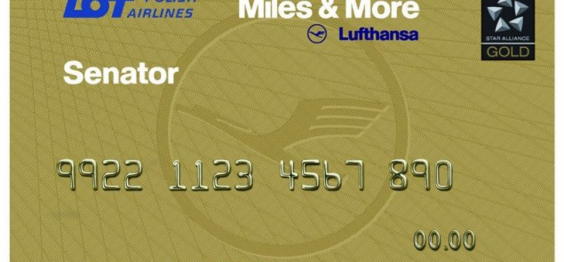 Miles and More Card