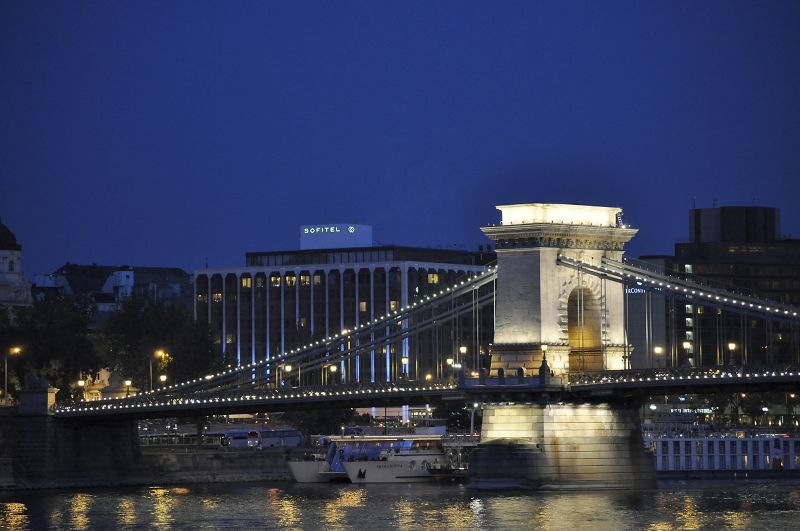 Hotel Sofitel Chain Bridge, Budapeszt