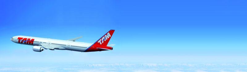 TAM Airlines, Londyn – São Paulo, B777-300ER  klasa biznes