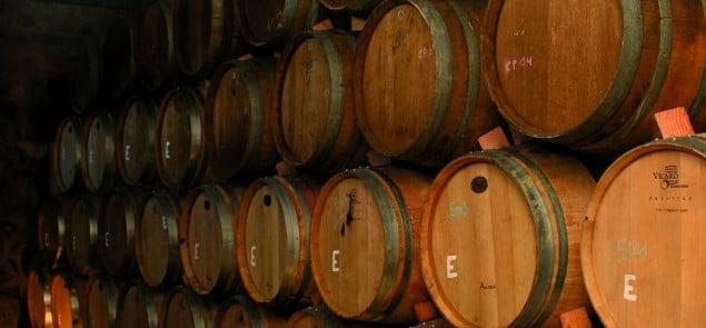 Dojrzewanie wina