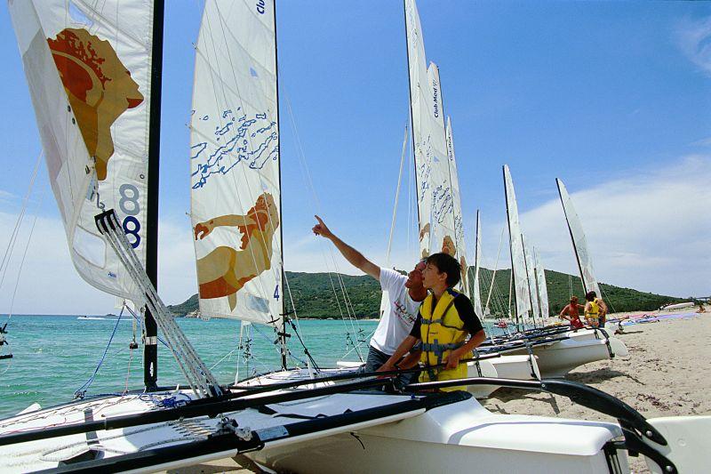 Sporty w Club Med