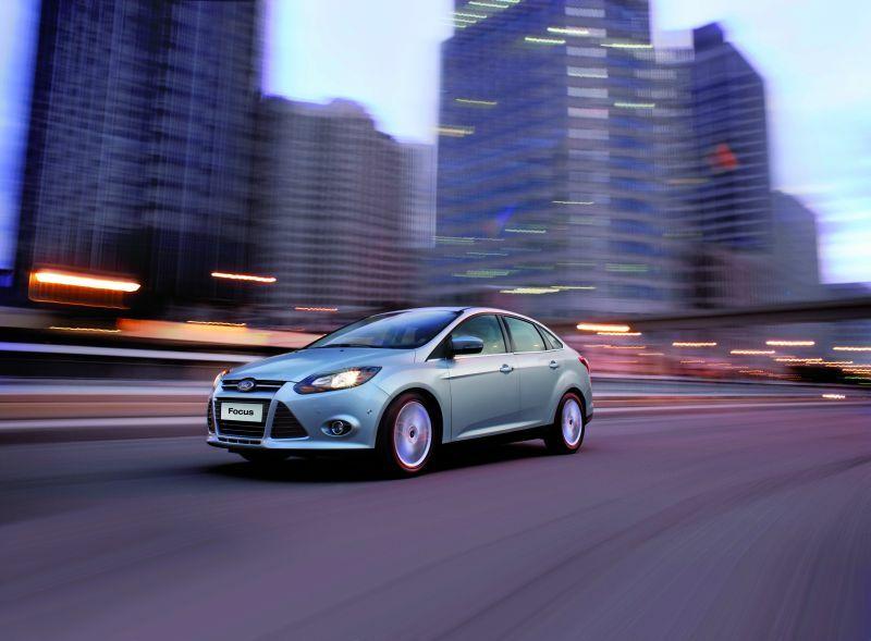 Ford Focus, trzecia generacja