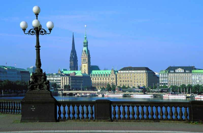 Stare miasto, Hamburg