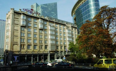 Hotel Crowne Plaza Brussels- Le Palace