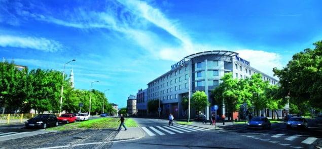 Hotel Novotel, Szczecin