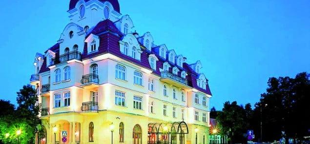 Hotel Rezydent, Sopot