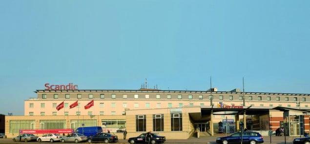 Hotel Scandic, Gdańsk
