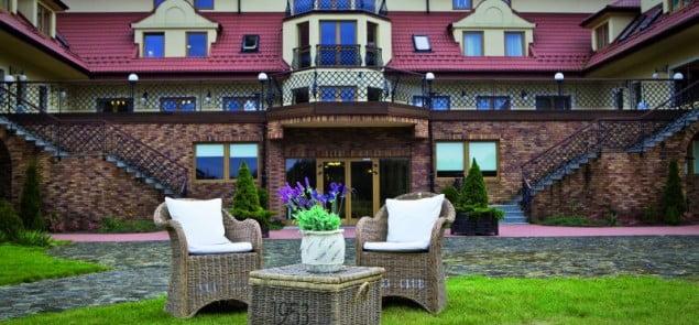 Hotel OSSA Congress&Spa, Rawa Mazowiecka