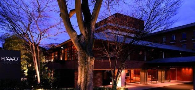 Hotel Hyatt Regency, Kioto
