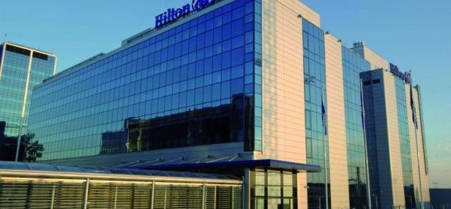 Hotel Hilton Helsinki-Vantaa Airport