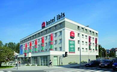 Hotel Ibis, Kielce