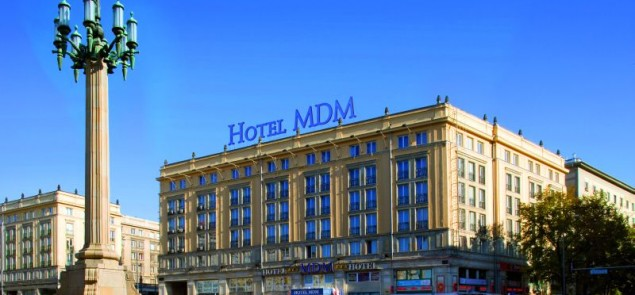 Hotel MDM, Warszawa