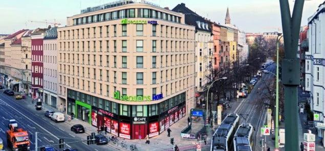 Hotel All Seasons Berlin Mitte