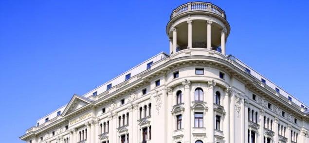 Hotel Le Meridien Bristol, Warszawa