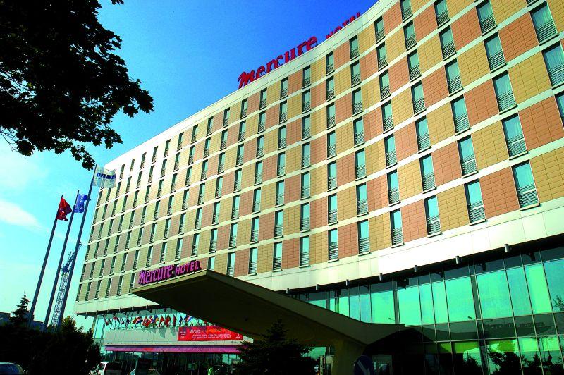 Hotel Mercure, Poznań