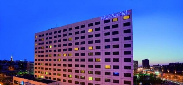 Novotel Katowice Centrum, Katowice