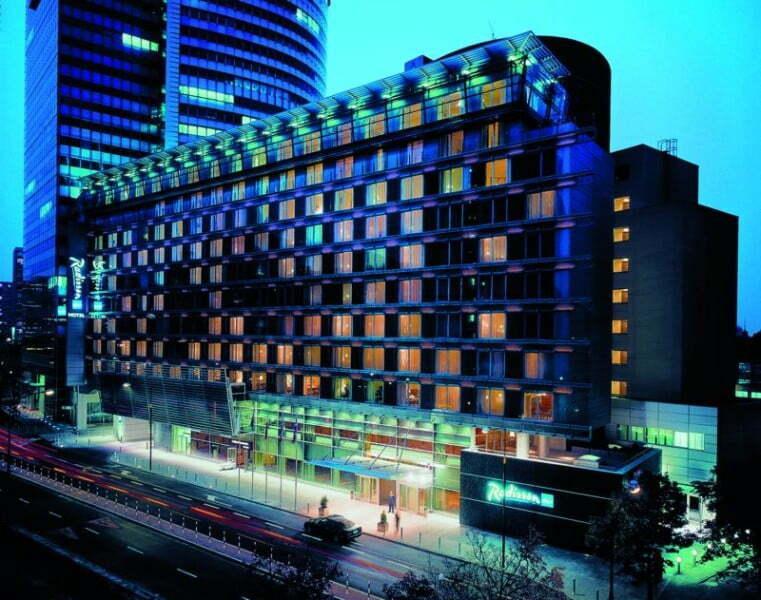 Hotel Radisson Blu Centrum Warszawa