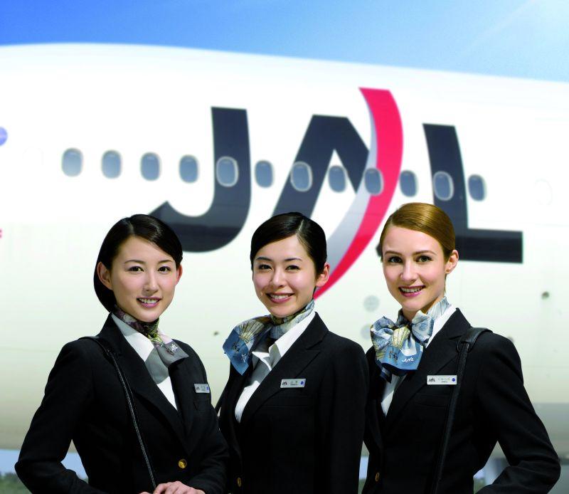 Linie Lotnicze JAL