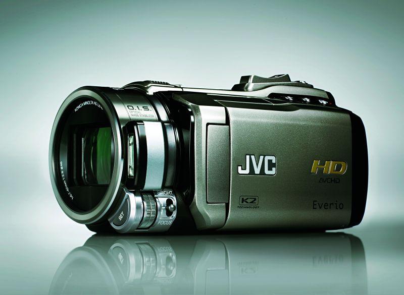 Kamera JVC GZ-HM1