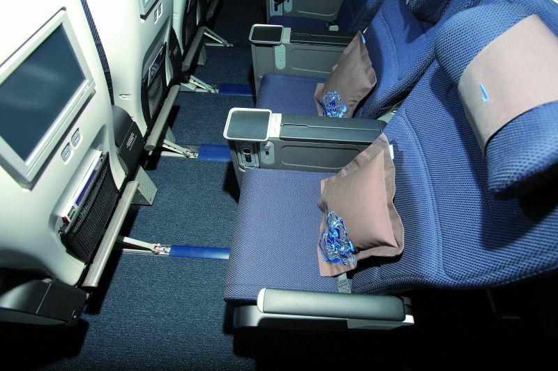 British Airways, Londyn – Chicago, B777-300ER Premium Economy