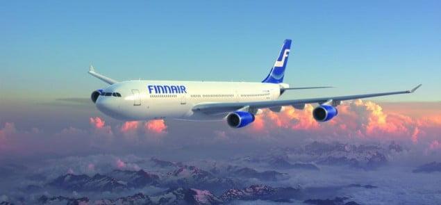 Finnair, Warszawa-Helsinki-Tokio, klasa biznes