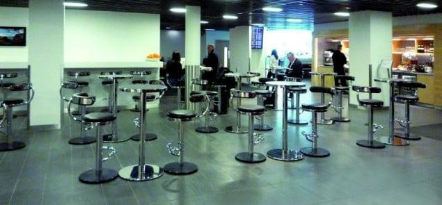 Star Alliance Lounge na lotnisku Londyn, Heathrow T1
