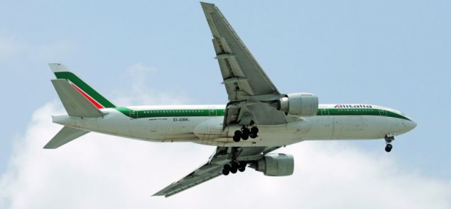 Alitalia, Miami – Rzym, Boeing 777-200 ER klasa Magnifica