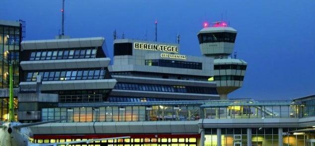Lotnisko Tegel, Berlin
