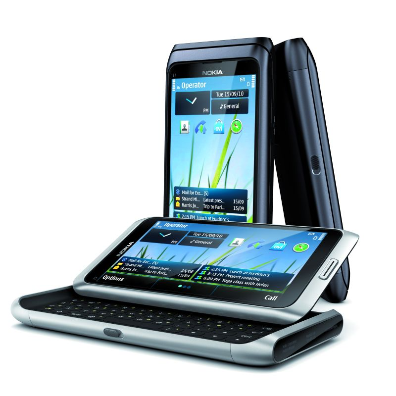 Nokia E7 Communicator
