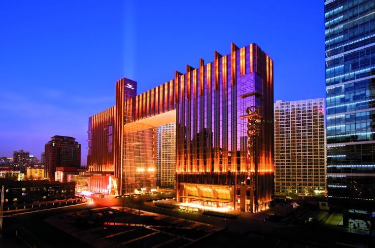 Hotel Fairmont, Pekin