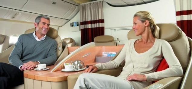 First Class Air France