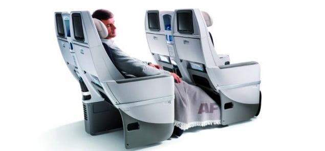 Nowa klasa w samolotach Air France