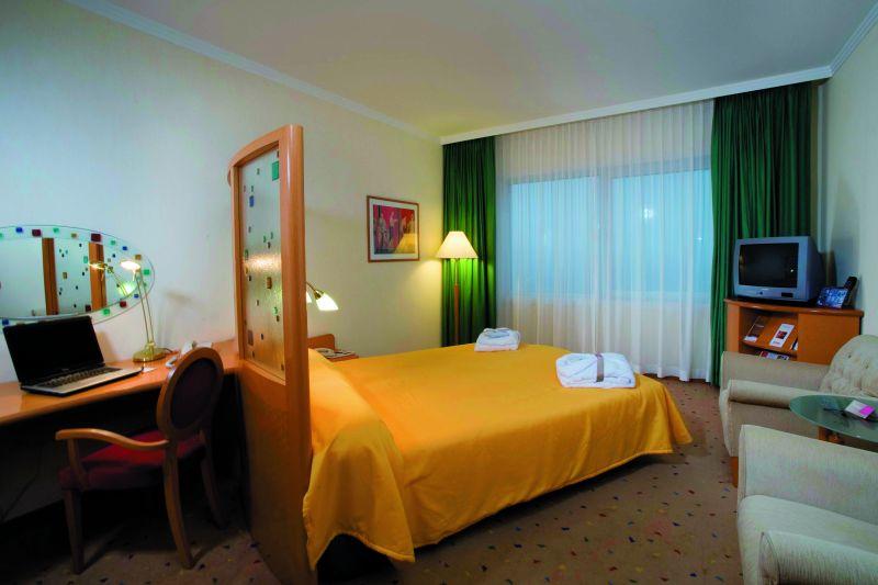 Pokój w hotelu Radisson Blu