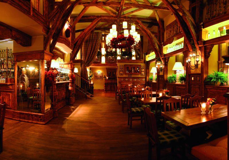 Restauracja Stary Dom, Warszawa