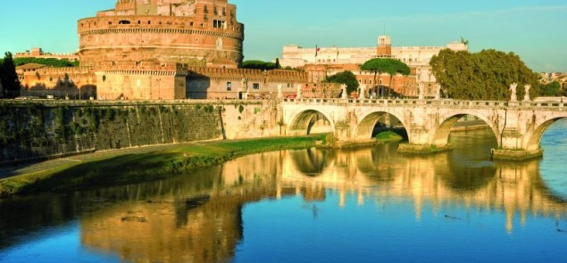 Zamek Sant Angelo, Rzym