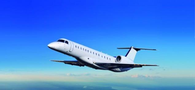 Prywatny samolot biznesowy