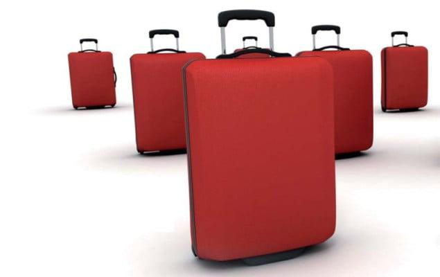 Bagaż podróżny